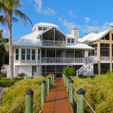 Роскошная вилла во Флориде у воды