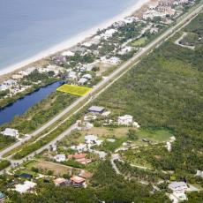 Земля во Флориде на западном побережье