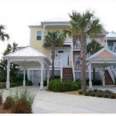 Роскошный дом в аренду во Флориде у воды