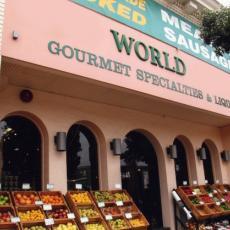 Продуктовый магазин в центре Сан-Франциско на продажу!