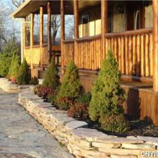 Шикарный дом на 7 гектарах земли в Филадельфии, штат Нью-Йорк, на продажу